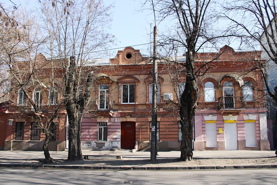 Комсомольская, №76
