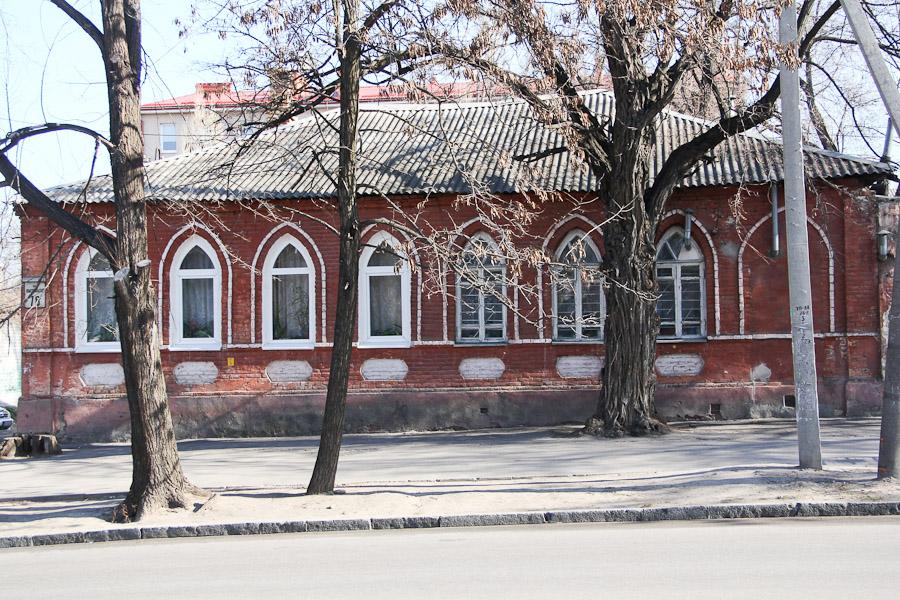 Комсомольская, №78