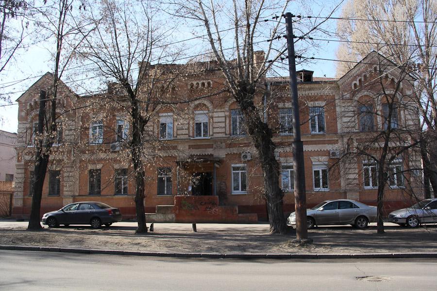 Комсомольская, №71