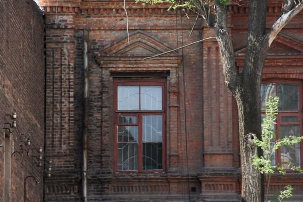 Старинный дом в Днепропетровске (Екатринославе) на проспекте Карла Маркса (1)