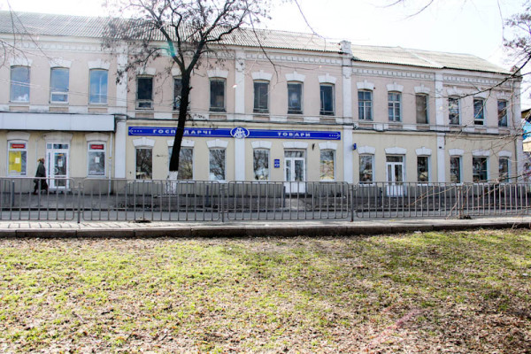 ул. Чкалова, Верхнетроицкий рынок