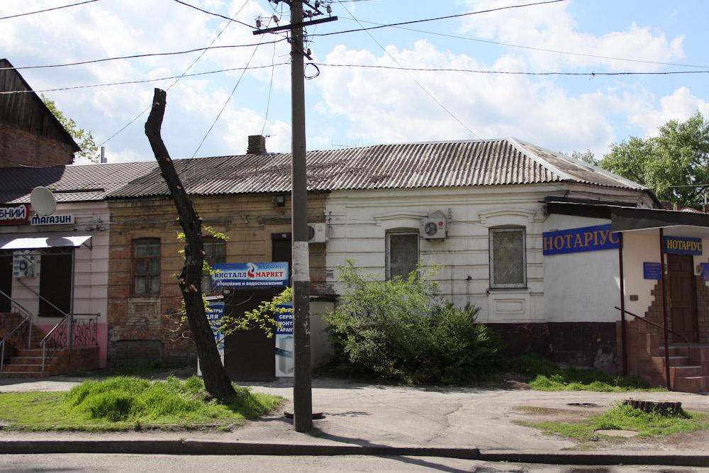 Ленинградская, №55