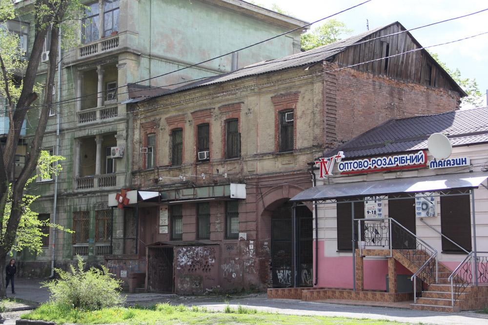 Ленинградская, №55-Б