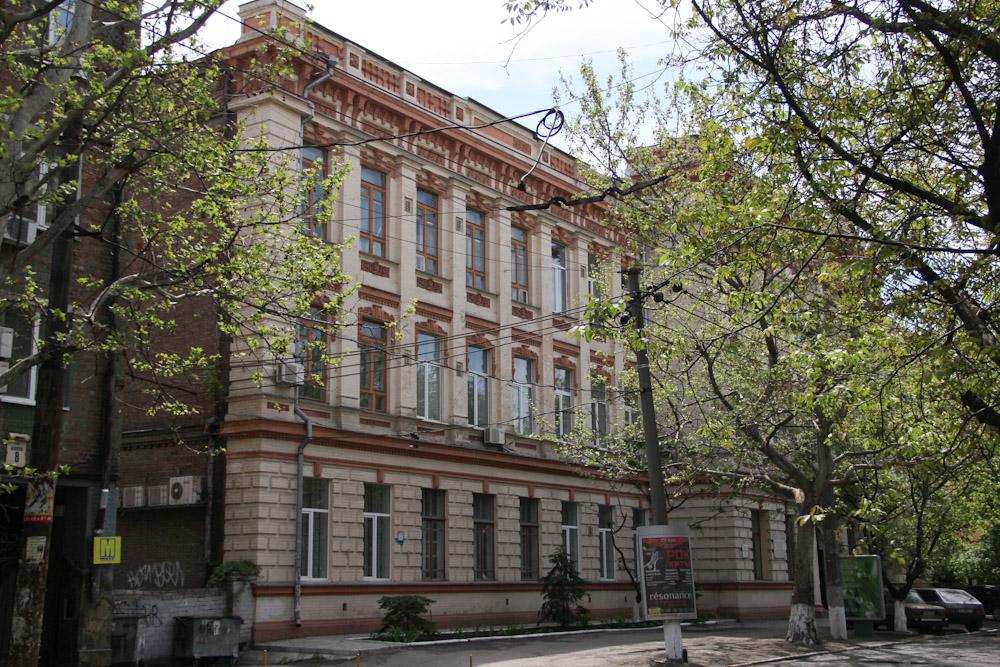 Московская, №6