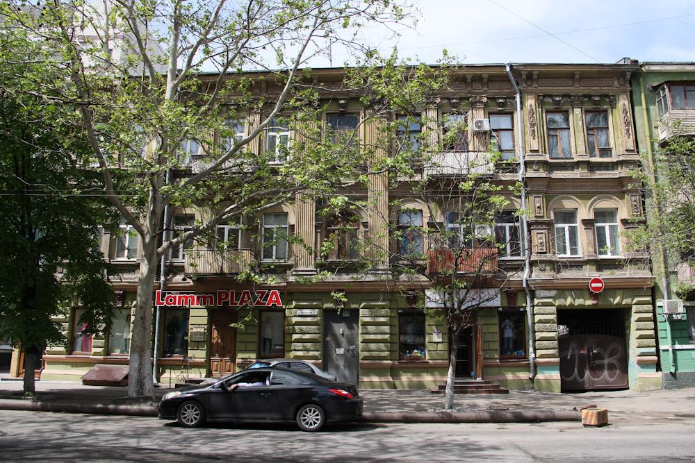 Московская, №19