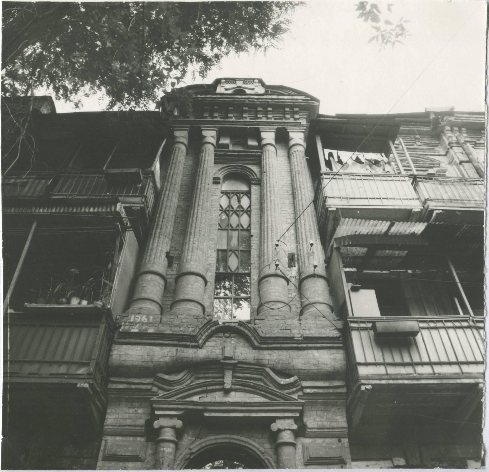 Исполкомовская, №24