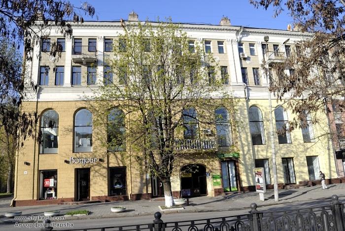 проспект Яворницкого, 81