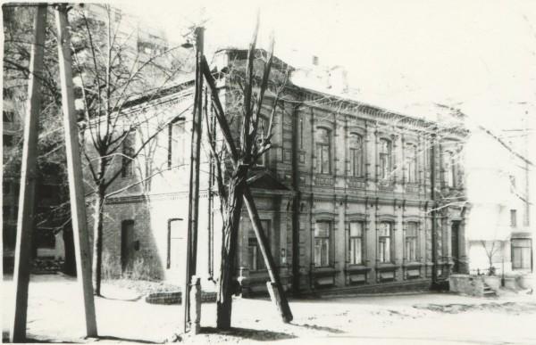 Архив УЖРП, скан: А. Волок. около 1988