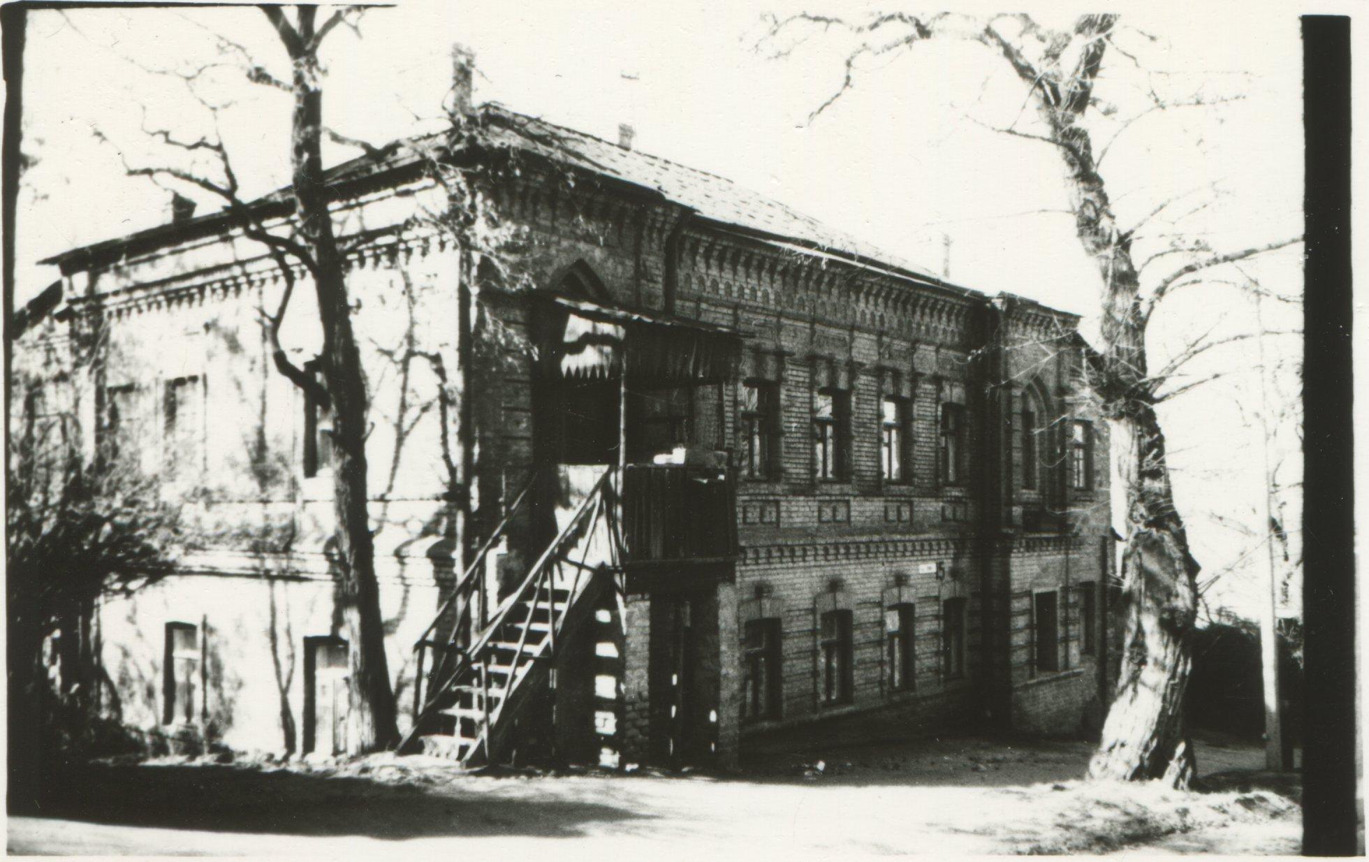 Шаумяна, №15