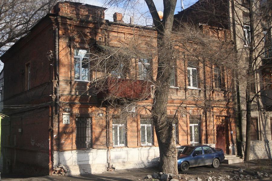 Бородинская, №22