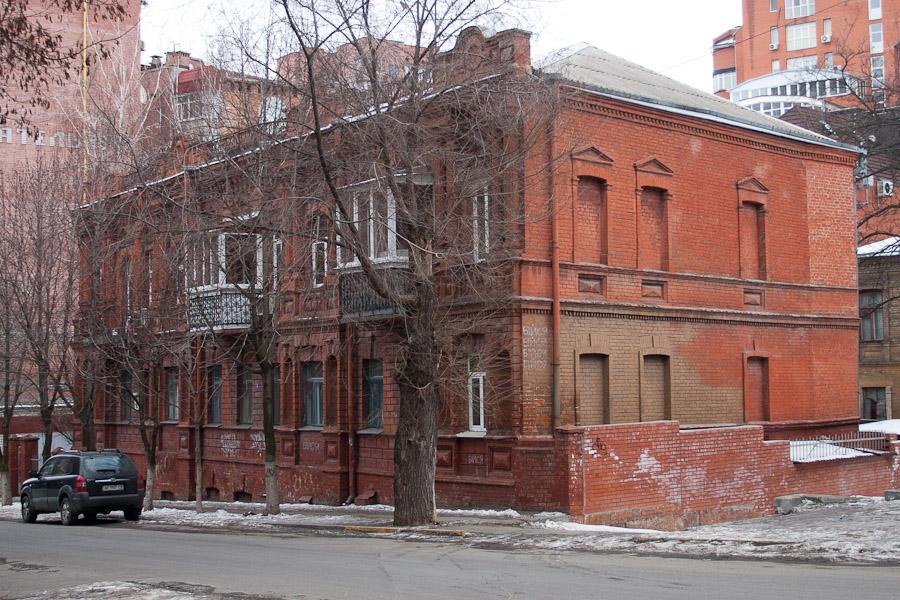 Старинный дом в Днепропетровске (Екатринославе) на улице Исполкомовской (4)